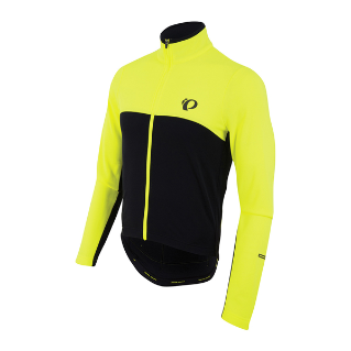 PI SELECT Thermal Jersey Screaming Yellow/Black M