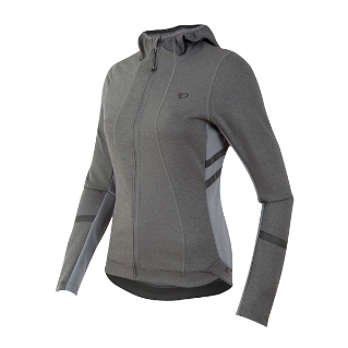 PI W Elite Escape Therm Hoody Smoked Pearl M