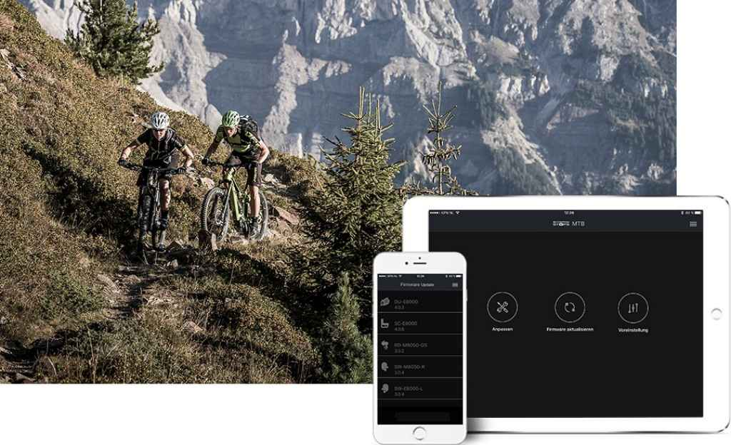 SHIMANO STEPS MTB upgrades to customised power-assist