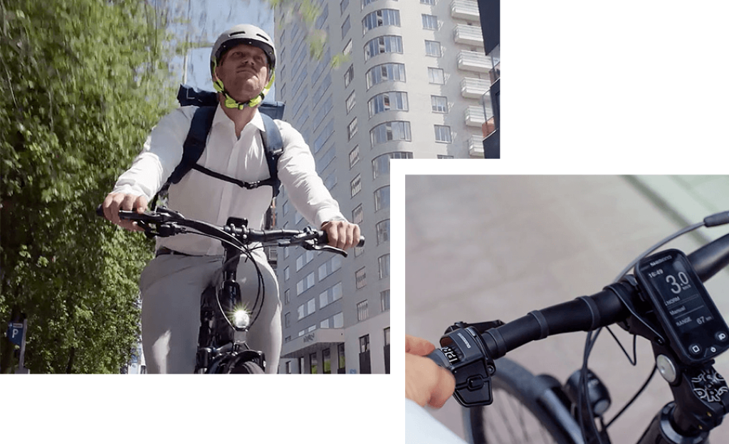 Make the Switch with SHIMANO STEPS e-bike systems