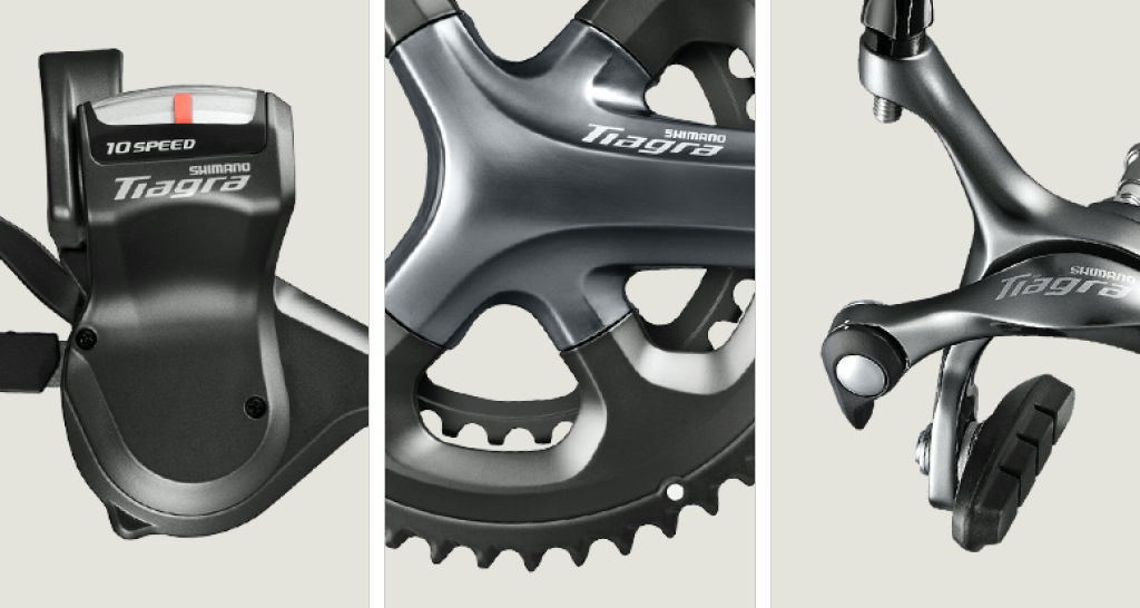 a87e0d57c4b On the other hand, you really want a groupset that won't let you down this  time. Something that works all the time: rain or shine, up or down.