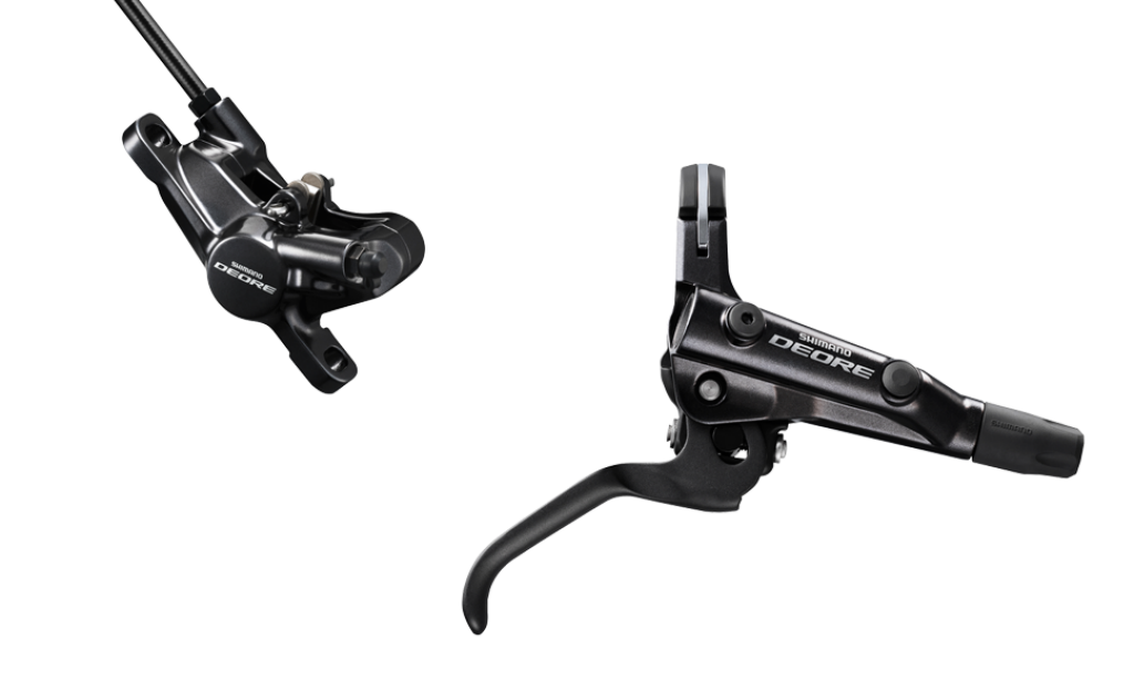 New XT, SLX and Deore components expand off-road possibilities