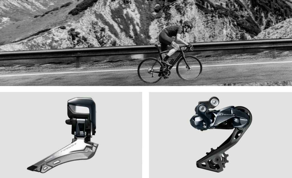 15a79cca74c Customizing your Di2 settings is easier than ever, either by PC or –  wirelessly – using Bluetooth-enabled tablets and mobile devices via the  E-Tube app for ...